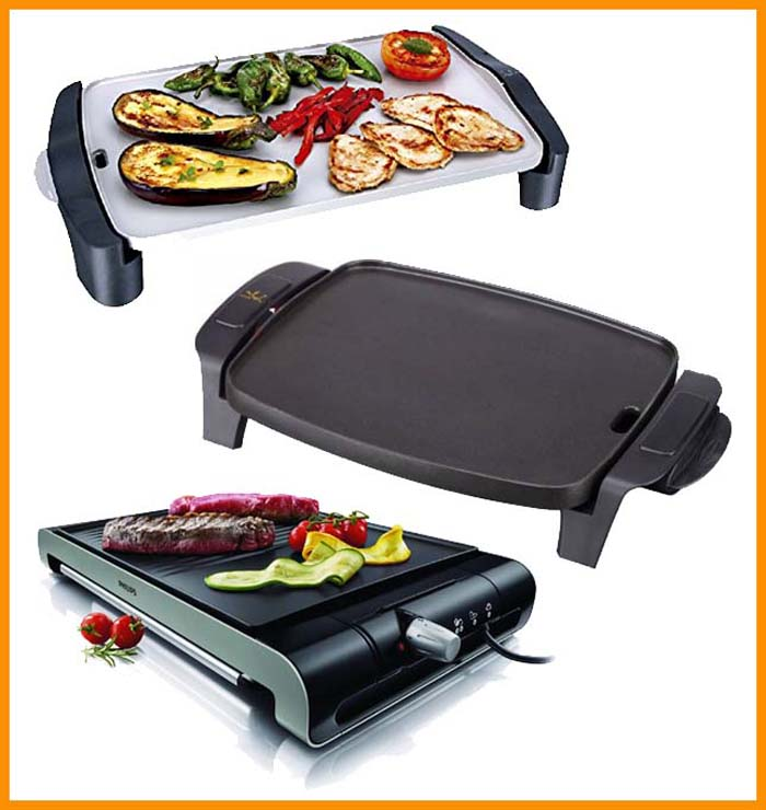Planchas de cocina consejos para comprar la plancha que for Plancha electrica cocina