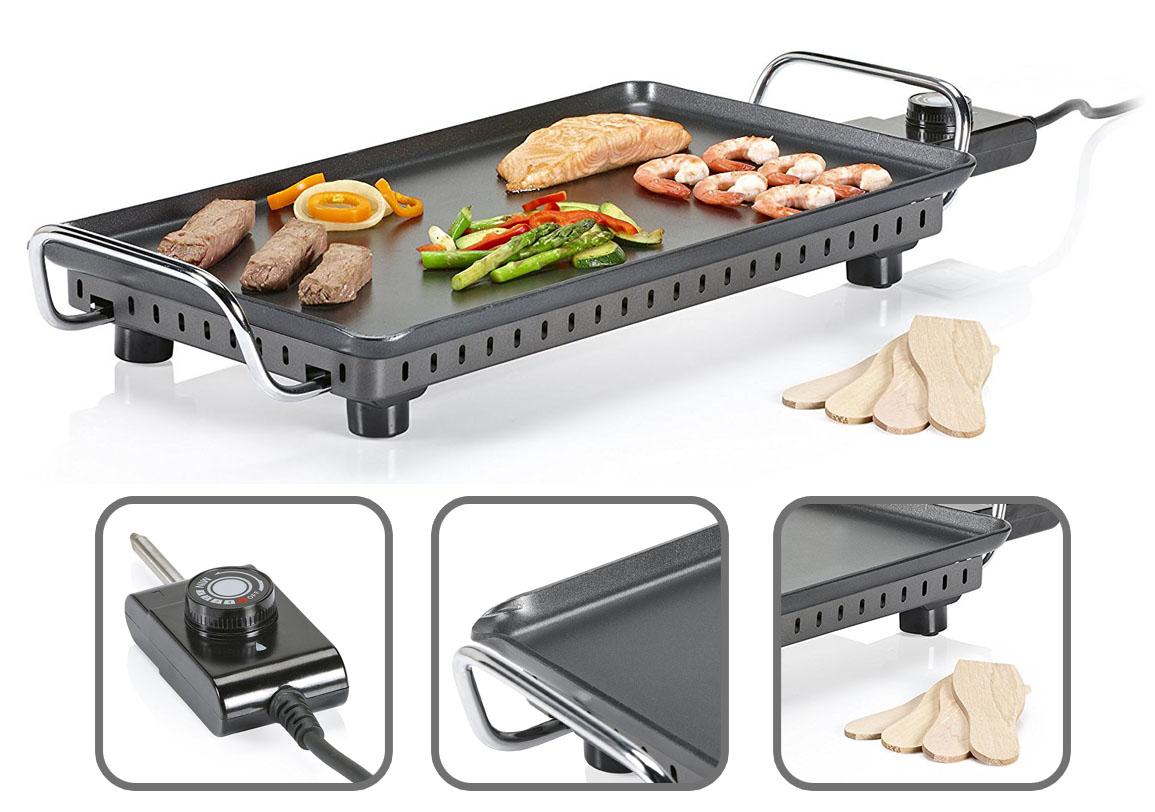 Las 5 planchas de cocina el ctricas m s vendidas for Plancha electrica cocina