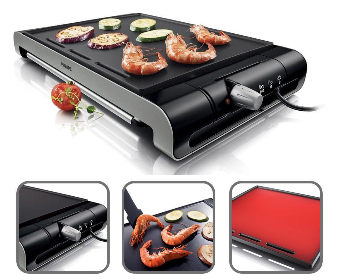 Las 5 planchas de cocina el ctricas m s vendidas for Plancha electrica para cocinar